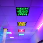 Fibre Optic Ceiling Panels